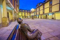 Del Fontan del Mercado площади Ла Стоковые Фотографии RF