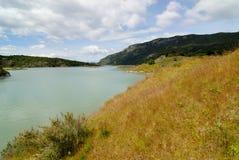del Fuego parku narodowego tierra Obraz Stock