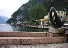 del garda Ιταλία riva Στοκ Φωτογραφία