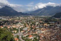 del Garda riva Zdjęcie Royalty Free