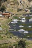 del isla sol Остров Солнця bolivians Озеро Titicaca Южное a стоковое изображение rf