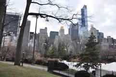 """""""Del jesieÅ de Nueva York del Central Park imágenes de archivo libres de regalías"""