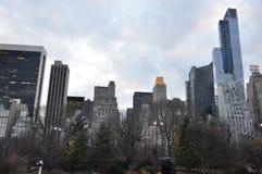 """""""Del jesieÅ de Nueva York del Central Park fotografía de archivo libre de regalías"""