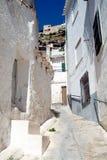 del jucar Испания alcala albacete Стоковые Фотографии RF
