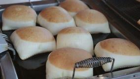""" del """"kuechle†de las mercancías de hornada que es frito en aceite metrajes"""