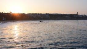 del mar короны сток-видео
