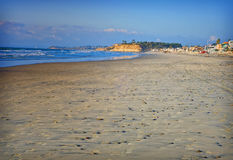 Del Mar Beach, California Stock Image