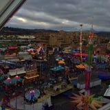 Del Mar Fair. San Diego Fair royalty free stock photo