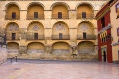 del mezquita triunfo plaza Στοκ εικόνα με δικαίωμα ελεύθερης χρήσης