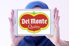 Del Monte Foods företagslogo Fotografering för Bildbyråer