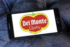 Del Monte Foods företagslogo Arkivbilder