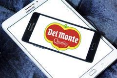 Del Monte Foods företagslogo Royaltyfri Bild