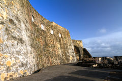 Del Morro big wall Stock Photography