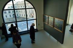 del museo novecento Royaltyfri Foto