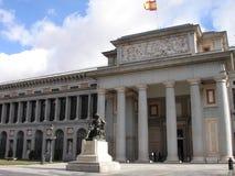del museo prado στοκ φωτογραφίες