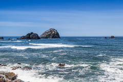 Del Norte Coast Stock Images
