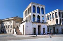 del novecento museo της Ιταλίας Μιλάνο Στοκ φωτογραφία με δικαίωμα ελεύθερης χρήσης
