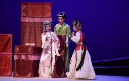 """ del oeste de Chamber†de la atmósfera-Kunqu del """"the ambiguo de la ópera fotos de archivo"""