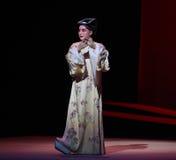 """ del oeste de Chamber†del actor-Kunqu del """"the hermoso de la ópera foto de archivo libre de regalías"""