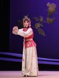 """ del oeste de Chamber†del """"the de Hong Niang-Kunqu Opera imágenes de archivo libres de regalías"""