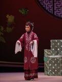 """ del oeste de Chamber†del """"the de la ópera de la decisión-Kunqu de la señora mayor fotografía de archivo"""