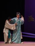 """ del oeste de Chamber†del """"the de la ópera de la enfermedad-Kunqu del acacia imagenes de archivo"""