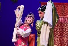 """ del oeste de Chamber†del """"the relativo-Kunqu principal de la ópera cuatro imagenes de archivo"""