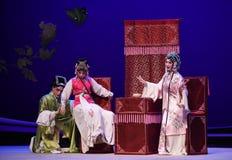 """ del oeste de ocultación-Kunqu auténtico de Chamber†del """"the de la ópera fotos de archivo libres de regalías"""