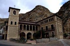 Del Olmo Иглезиас de Ла Virgen Стоковое Фото