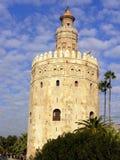 del oro πύργος Στοκ Εικόνες