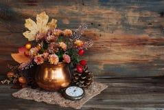 Del otoño todavía del tiempo vida Foto de archivo libre de regalías