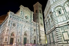 del piazza Duomo Florence zdjęcie royalty free