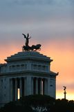 del piazza popolo roma Arkivfoto