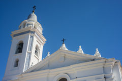 Del Pilar church in Buenos Aires, Argentina Royalty Free Stock Photography