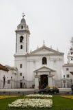 Del Pilar Church stock photo