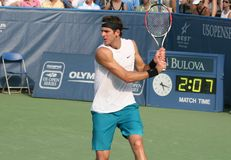 Del Potro: Tennis Player Backhand Stock Photos