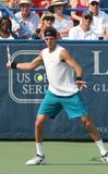 Del Potro: Tennis Player Forehand Royalty Free Stock Photos