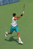 Del Potro: Tennis Player Forehand Stock Photo