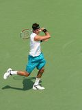 Del Potro: Tennis Player Forehand Stock Images