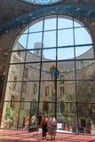 Del principal Dali Theatre de Pasillo y museo en Figueras, España Foto de archivo