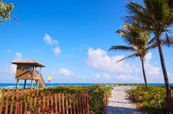Del Ray Delray beach Florida USA Royalty Free Stock Photography