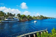 Del Ray Delray beach Gulf Stream Florida Royalty Free Stock Image