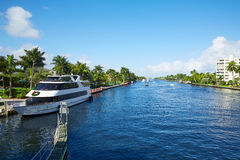 Del Ray Delray beach Gulf Stream Florida Stock Images
