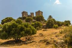 Del Rio - Andalusia, Spagna di Almodovar immagini stock libere da diritti