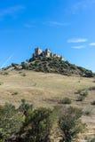 Del Rio Castle, Cordova, Andalusia, Spagna di Almodovar immagine stock libera da diritti