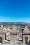 Del Rio Castle, Cordova, Andalusia, Spagna di Almodovar Fotografia Stock Libera da Diritti