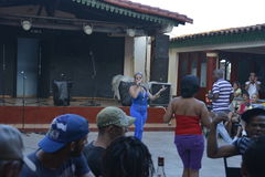 Del Rio du CUBA Piñar Photographie stock