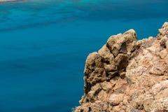 Del Rio, isole Canarie di Mirador di Lanzarote Fotografia Stock