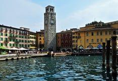 del riva Garda zdjęcie royalty free