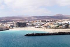 Del Rosario Fuerteventura de Puerto Imagem de Stock Royalty Free